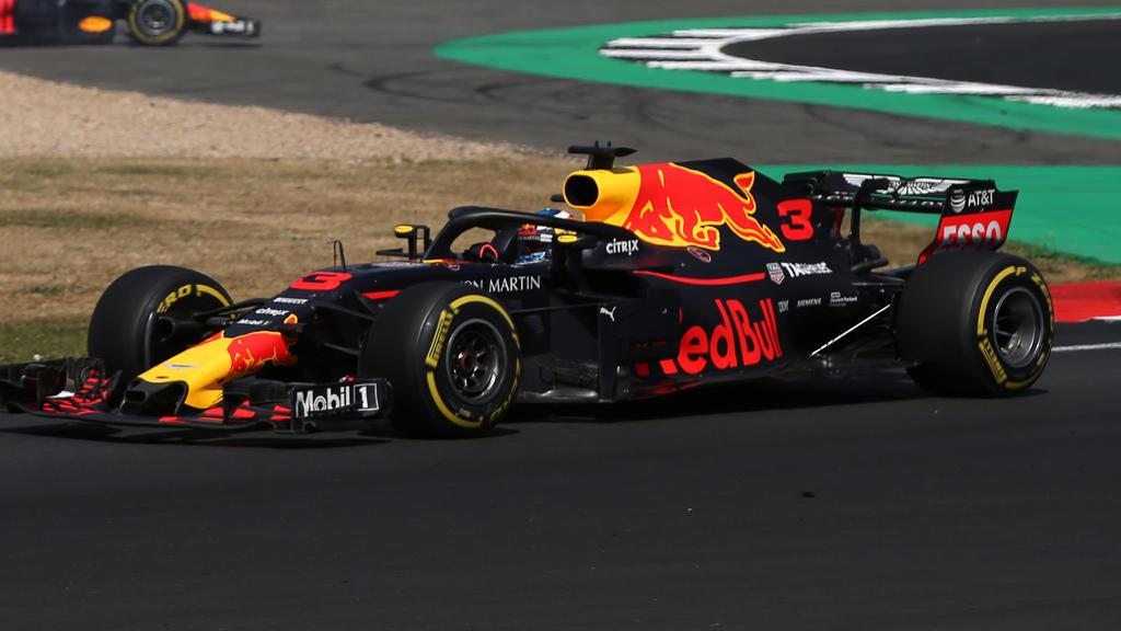 Ricciardo wird in Deutschland von ganz hinten starten