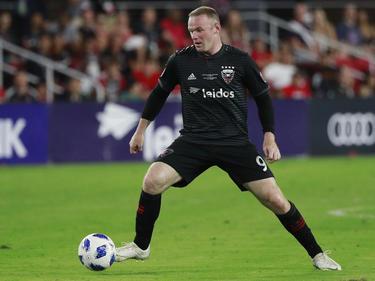 Wayne Rooney en un lance del encuentro ante los Whitecaps. (Foto: Getty)