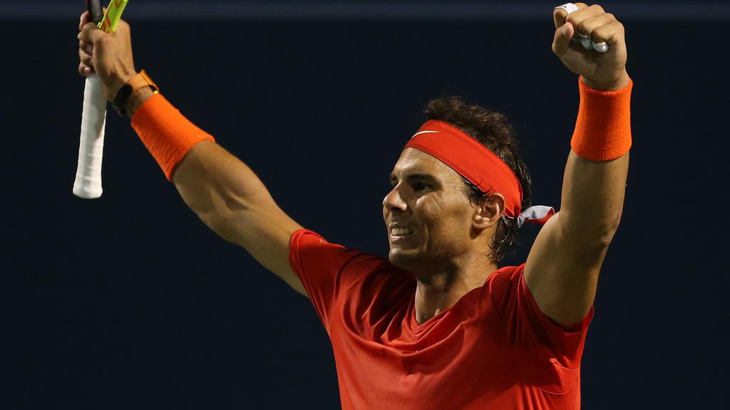 Rafael Nadal bezwang Marin Cilic