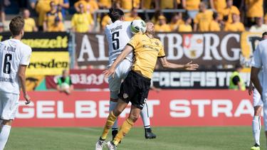 Dynamo Dresden blamiert sich im DFB-Pokal beim SV Rödinghausen