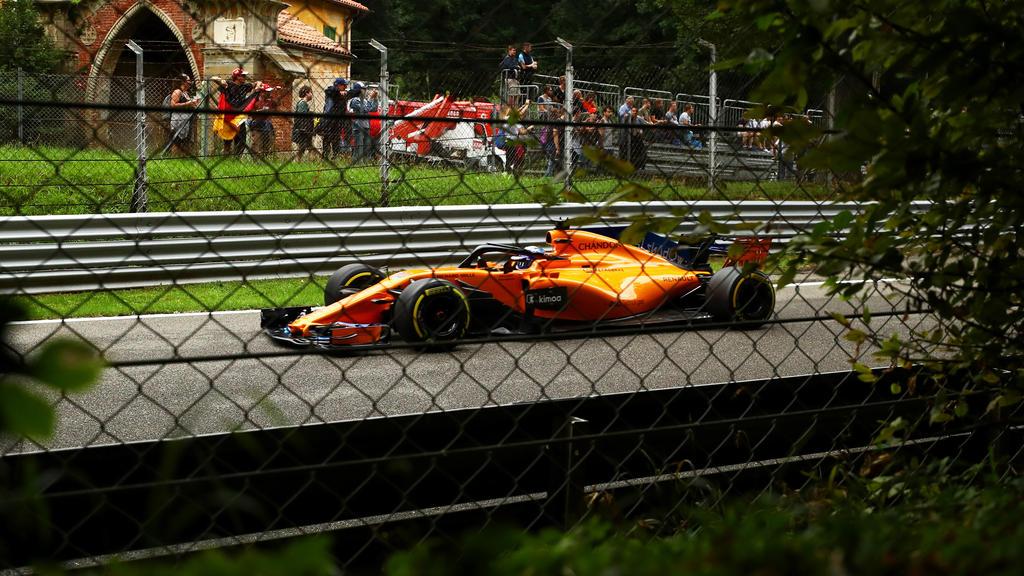 Nur der Regen dürfte Renault am Samstag ins Q3 spülen