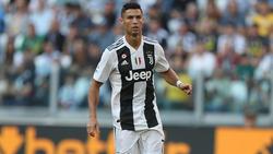 Cristiano Ronaldo weist die Vorwürfe von sich