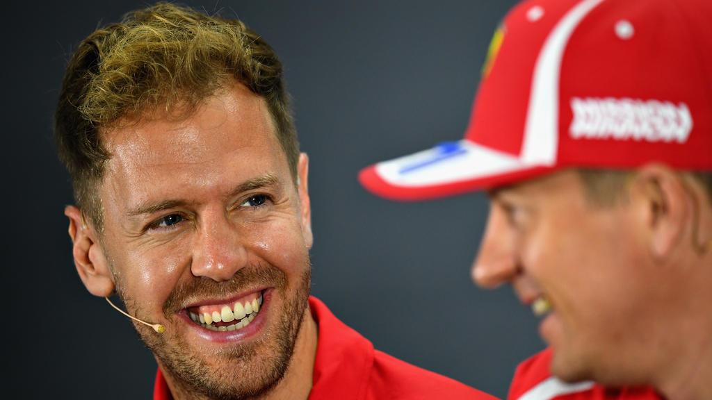 Sebastian Vettel hofft auf eine gute Zusammenarbeit mit Charles Leclerc