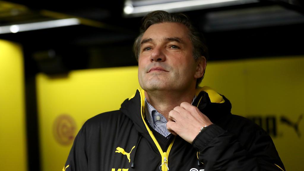 Michael Zorc stellt klar: Jadon Sancho bleibt beim BVB