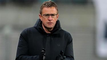 Ralf Rangnick hat mit RB Leipzig noch einiges vor