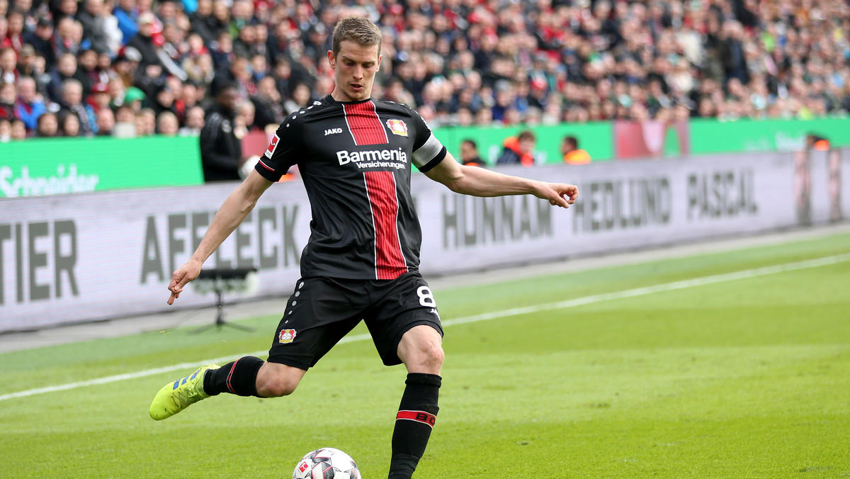 Lars Bender steht bei Bayer Leverkusen vor der Rückkehr
