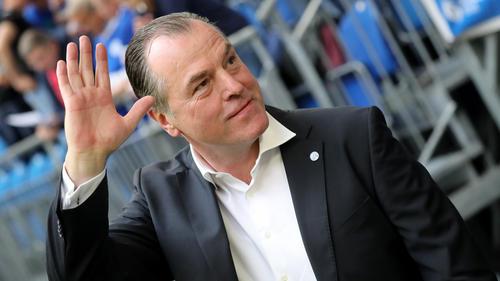 Clemens Tönnies war zu Gast bei Wontorra - der o2 Fußball-Talk