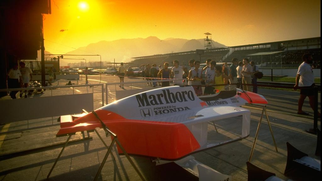 Die Formel 1 kehrt nach Rio de Janeiro zurück
