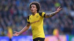Axel Witsel will mit dem BVB noch zwei Siege einfahren