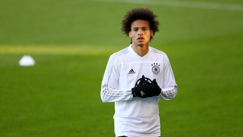 Leroy Sané nimmt angeblich Abstand von einem Wechsel zum FC Bayern