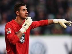 Zieht es Casteels vom VfL Wolfsburg zum SV Werder Bremen?
