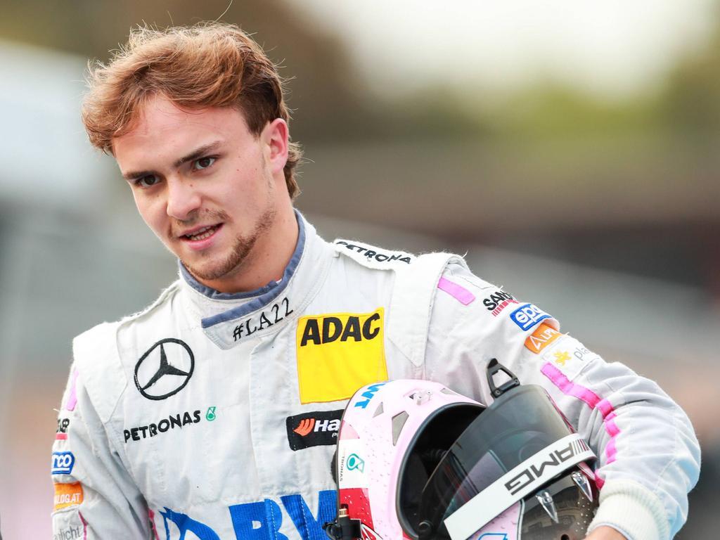 Ist Lucas Auer in der Saison 2017 bereits reif für den DTM-Titel?