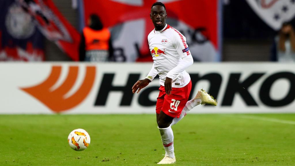 Verlässt Jean-Kévin Augustin schon bald RB Leipzig?