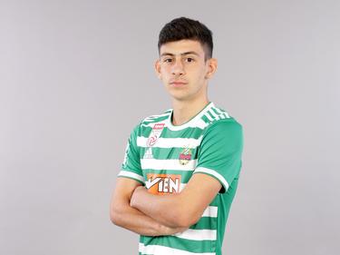 Supertalent Yusuf Demir wartet noch auf seinen ersten Pflichtspieleinsatz bei den Rapid-Profis