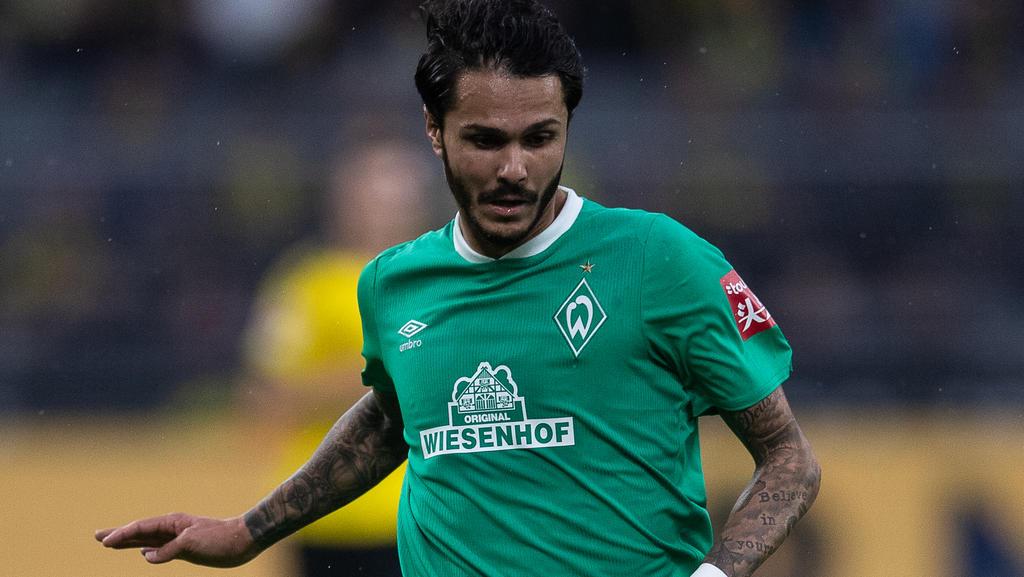 Werder-Spieler Leonardo Bittencourt ist von Kohfeldt und Nagelsmann überzeugt