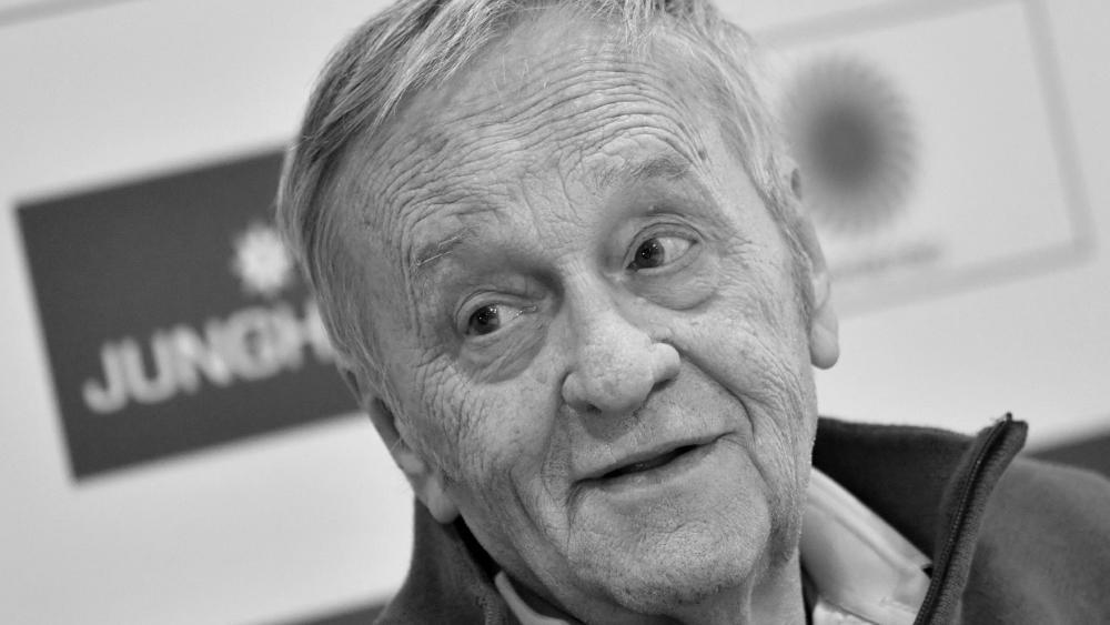 Gian Franco Kasper ist mit 77 Jahren verstorben