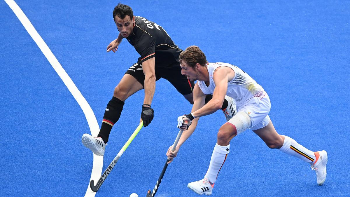 Deutschland unterliegt Belgien bei Olympia
