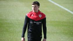Leonhard Münst verlässt den VfB Stuttgart auf Leihbasis
