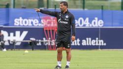 Dimitrios Grammozis will mit dem FC Schalke 04 zurück in die Bundesliga