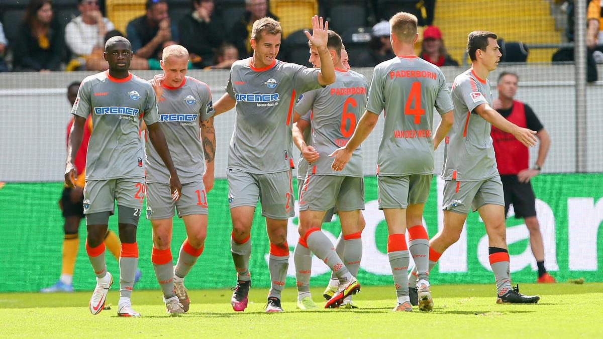 Bärenstarker Auftritt des SC Paderborn