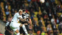 Champions-League-Debütant schockt Schachtar Donezk