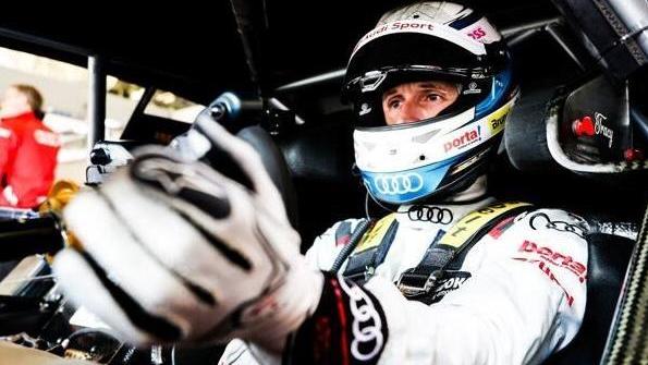 René Rast wurde im letzten Jahr zum zweiten Mal Meister in der DTM
