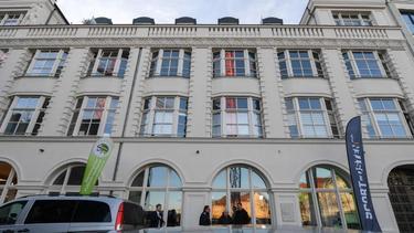 "Das eSports-Labor ""Playroom"" wurde in Leipzig eröffnet"