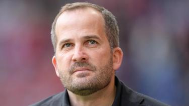 Einst beim FC Augsburg, jetzt beim DFB: Manuel Baum