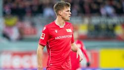 Trotz Negativserie selbstbewusst: Marius Bülter