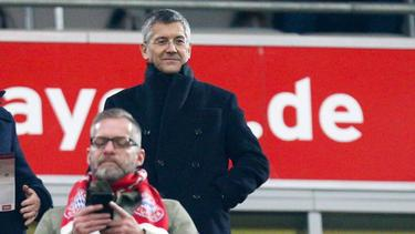 Herbert Hainer vom FC Bayern erteilt Hass eine Absage