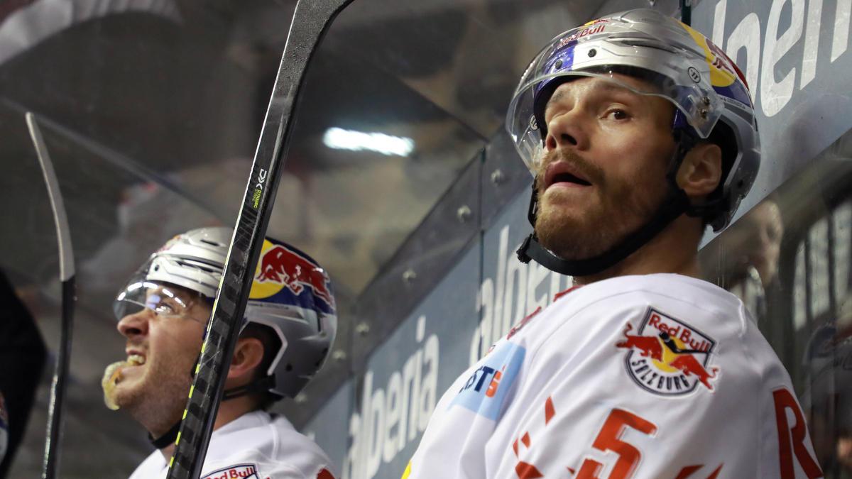 Chad Kolari beendet seine Eishockey-Karriere