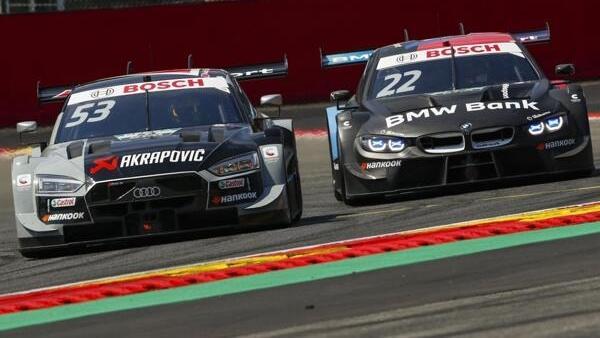 BMW hatte beim DTM-Auftakt in Spa-Francorchamps gegen Audi keine Chance