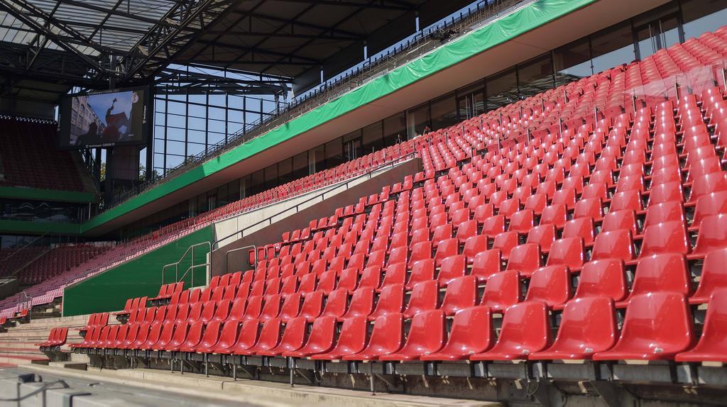 Geisterspiel in Köln am 1. Bundesliga-Spieltag
