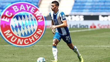 Marc Roca steht vor einem Wechsel zum FC Bayern
