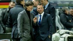 Joachim Löws System wurde unter anderem von Lothar Matthäus kritisiert