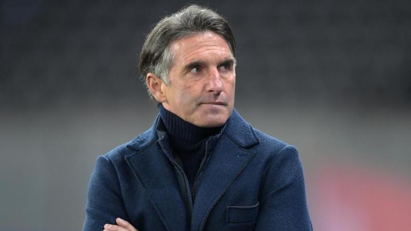 Nimmt seine Profis in die Pflicht: Hertha-Coach Bruno Labbadia