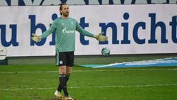 Ralf Fährmann zeigte eine gute Partie für den FC Schalke 04