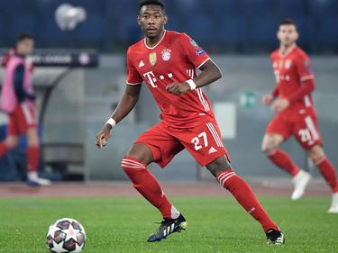 David Alaba will bei seinem nächsten Klub im Mittelfeld agieren