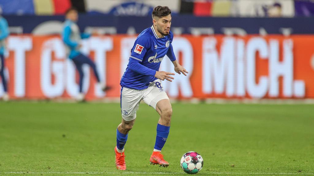 Suat Serdar steht beim FC Schalke noch bis 2022 unter Vertrag