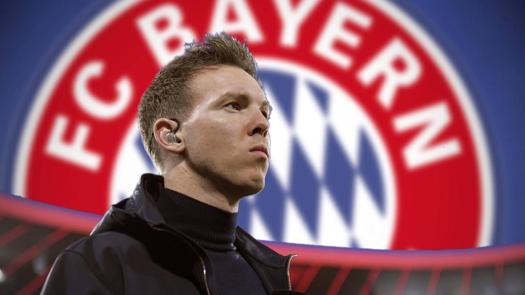Julian Nagelsmann wechselt von RB Leipzig zum FC Bayern