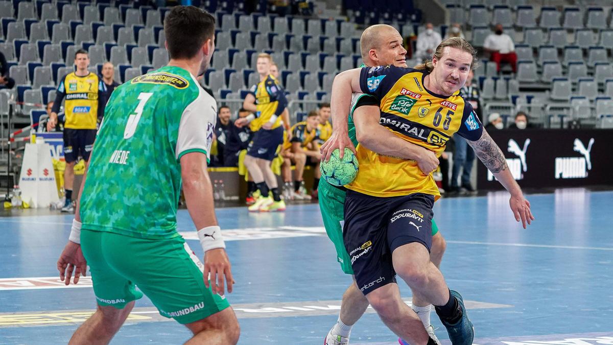 Die Rhein-Neckar Löwen treffen im Halbfinale auf die Füchse Berlin