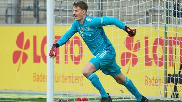 Alexander Nübel will den FC Bayern im Sommer wohl leihweise verlassen