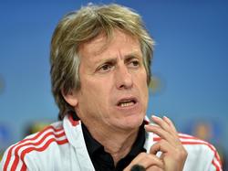 Jorge Jesus, tecnico del Benfica