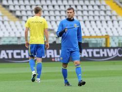 Andriy Shevchenko glaubt an sein Team