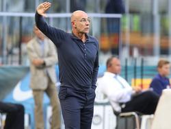 Davide Bellardini wurde abermals vor die Tür gesetzt