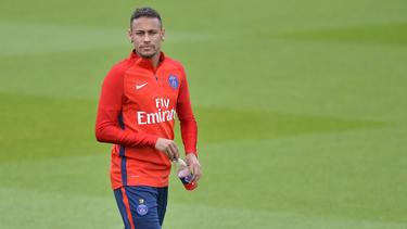 Bekennt sich zu PSG: Neymar
