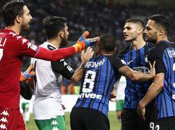 El Inter de Milán no está terminando la temporada de la mejor manera. (Foto: Imago)
