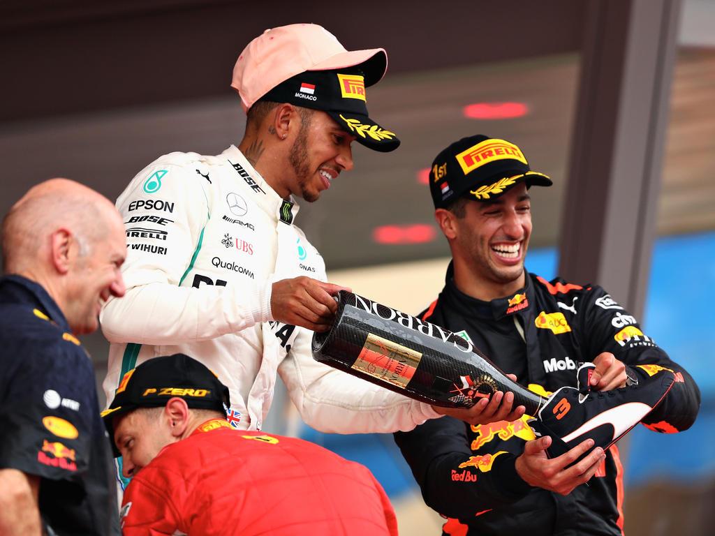 Hamilton würde eine längere Strecke in Monaco gefallen