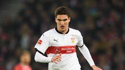 Marcin Kaminski wechselte von Stuttgart nach Düssedorf
