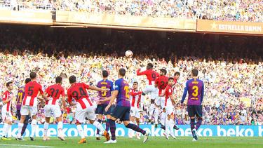 Barcelona und Bilbao trennen sich mit 1:1